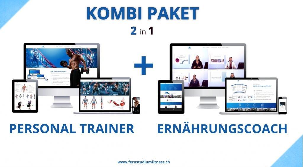 Fitness Ausbildung Kombi Paket